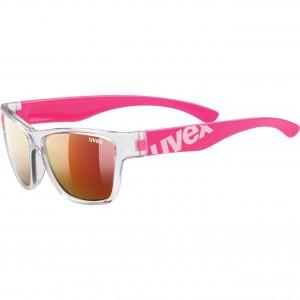 Γυαλιά UVEX Sportstyle 508 διάφανα-ροζ παιδικά