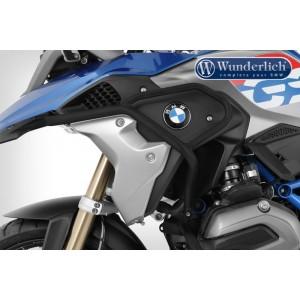 Άνω προστατευτικά κάγκελα Wunderlich BMW R 1200 GS LC 17- μαύρα
