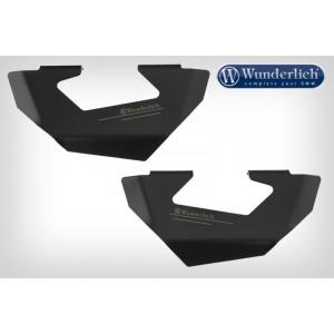 Προστατευτικά καλύμματα δαγκάνας εμπρός φρένων BMW R 1250 RT μαύρα (σετ)