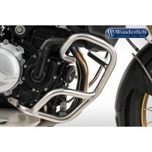 Προστατευτικά κάγκελα κινητήρα Wunderlich BMW F 850 GS ανοξείδωτο ατσάλι