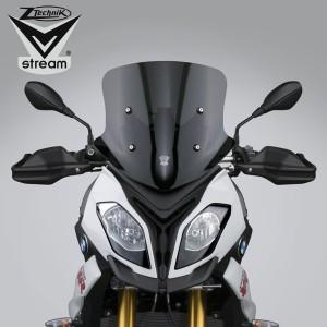 Ζελατίνα Ztechnik VStream Sport BMW S 1000 XR σκούρο φιμέ